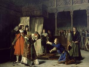 Prision Del Principe Carlos De Viana by Emilio Sala