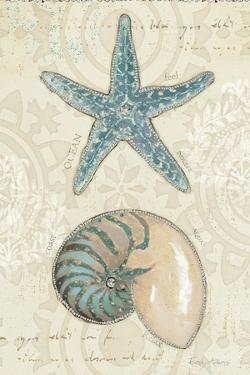 Beach Treasures I by Emily Adams