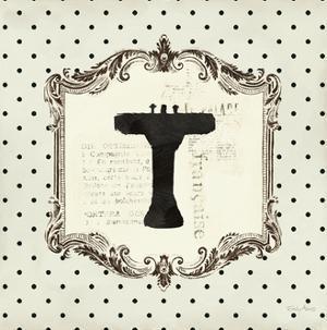 Cartouche Sink by Emily Adams