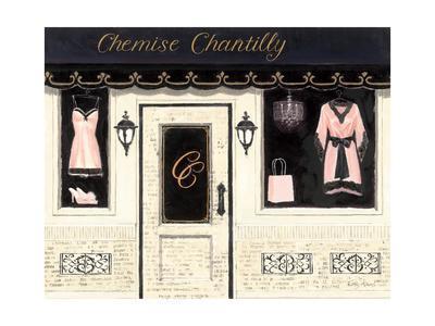 Chemise Chantilly