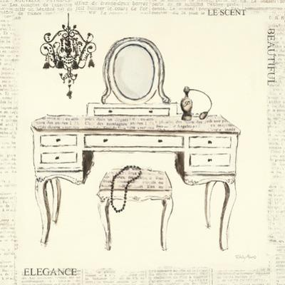 Emilys Boudoir III Table by Emily Adams