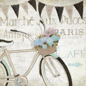 French Flea Market I by Emily Adams