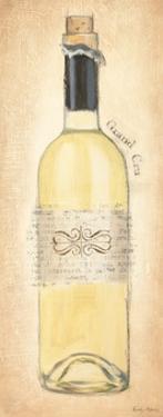 Grand Cru Blanc Bottle by Emily Adams