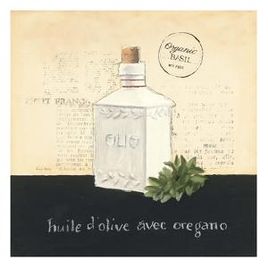 Huile d Olive II by Emily Adams