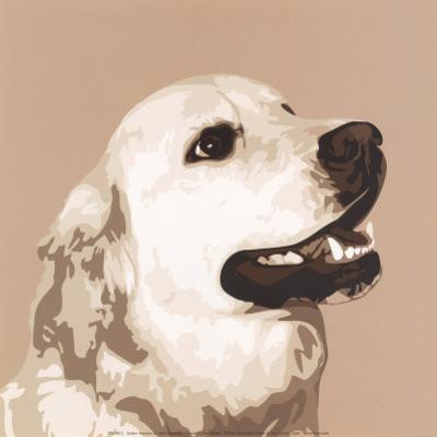 Golden Retriever by Emily Burrowes
