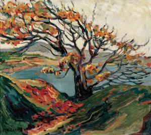 Tree in Autumn by Emily Carr