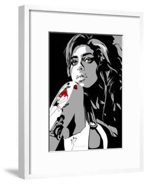 Amy Winehouse by Emily Gray