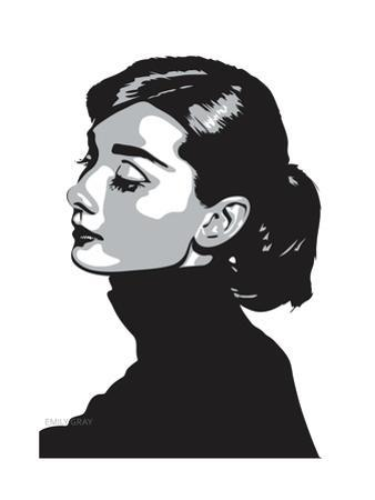 Audrey Hepburn - Always by Emily Gray