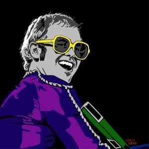 Elton John by Emily Gray