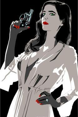 Eva Green - I've Been Especially Bad by Emily Gray