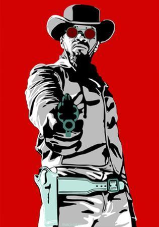 Jamie Foxx - Django