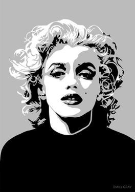 Marilyn - Goodbye Norma Jean by Emily Gray
