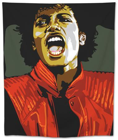 Michael Jackson - Thiller by Emily Gray