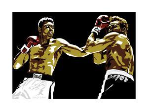 Muhammad Ali - Sting Like a Bee by Emily Gray
