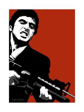 Scarface by Emily Gray