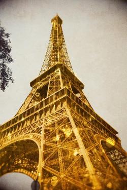 Glittery Paris by Emily Navas