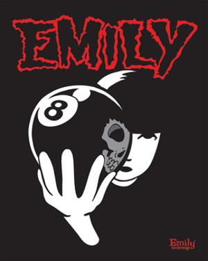 8-Ball by Emily the Strange