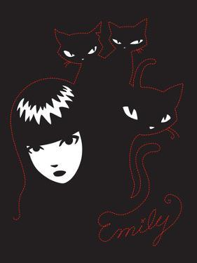 Be My Cat by Emily the Strange