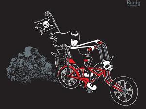 Biker by Emily the Strange