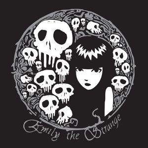 Emily the Skulls by Emily the Strange
