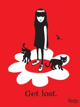 Get Lost 2 by Emily the Strange
