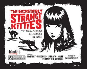 Incredibly Strange Kitties by Emily the Strange