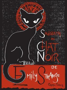 Le Chat Sabbath by Emily the Strange