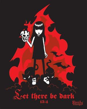 Let There Be Dark by Emily the Strange