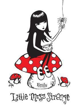 Little Miss Strange by Emily the Strange
