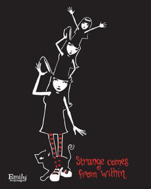 Strange From Within by Emily the Strange
