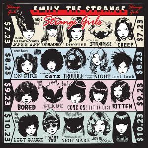 Strange Girls by Emily the Strange