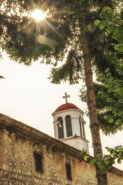 Christian Church, Lying on the Shore of Lake Ohrid by Emily Wilson