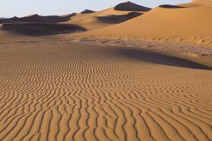 Morocco, Erg Chegaga Is a Saharan Sand Dune by Emily Wilson