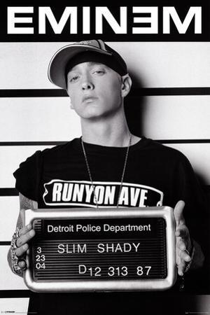 Eminem (Mugshot)