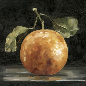 Dark Orange Deux I by Emma Caroline