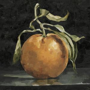 Dark Orange Deux II by Emma Caroline