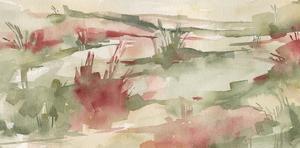 Rust Grasslands II by Emma Caroline