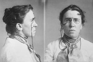 Emma Goldman, Radical Socialist's Mugshots, 1900s