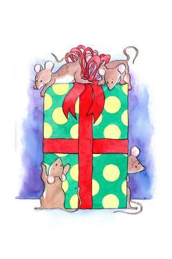 Christmouse Present by Emma Graham