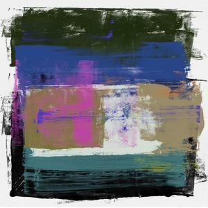Abstract Color Mix Study I by Emma Moore
