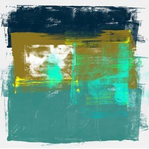 Abstract Color Mix Study II by Emma Moore