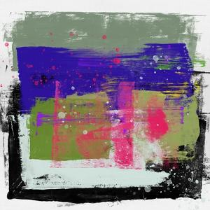 Abstract Color Mix Study IV by Emma Moore