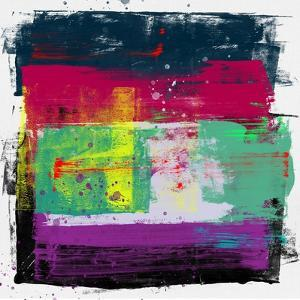 Abstract Color Mix Study by Emma Moore