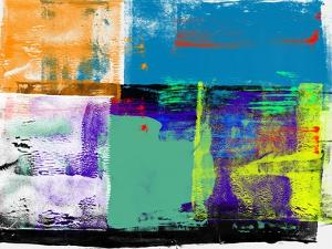 Abstract Color Study V by Emma Moore