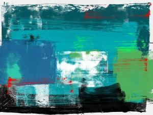 Abstract Color Study VII by Emma Moore