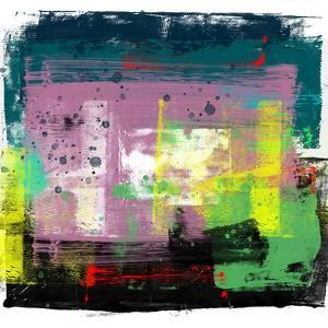 Abstract Mix Study II by Emma Moore