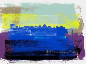 Rome Abstract Skyline II by Emma Moore