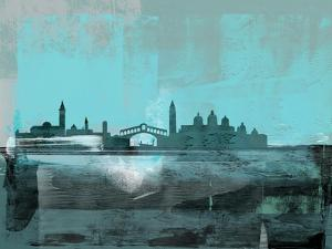 Venice Abstract Skyline II by Emma Moore