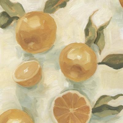 Citrus Study in Oil IV by Emma Scarvey