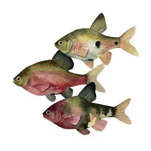 Rainbow Fish I by Emma Scarvey